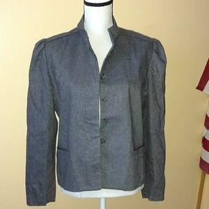David benjamin grey jacket 15/16